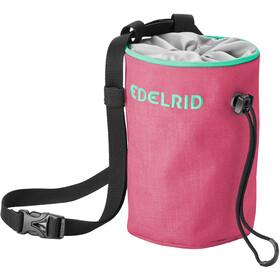 Edelrid Rodeo Sacchetto porta magnesite S, rosa